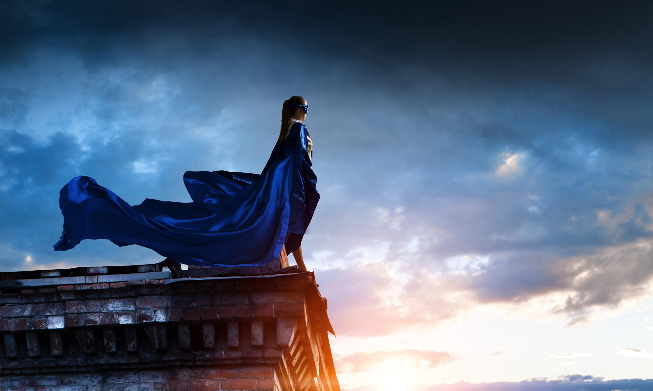 自分にとってのヒーローは誰?辛く苦しい時のヒーローってどんな人?