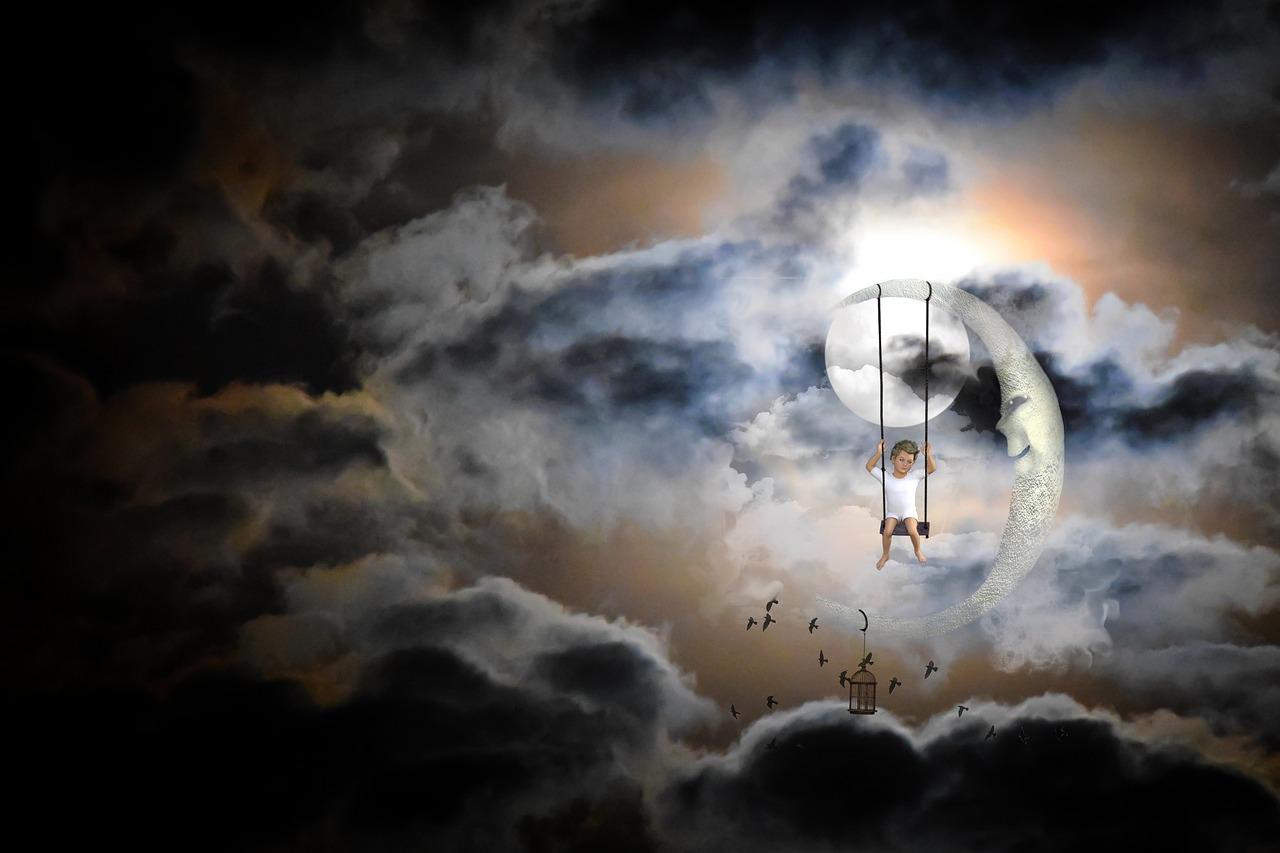 夜が怖い…時々夜が不安になるのはなぜ?夜から逃げたい時には